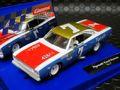 Carrera Digital132 スロットカー  30945◆ Plymouth Road Runner  #7  プリムス・ロードランナ-  ムード満点の'60レーサー◆今売れてます!