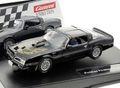 Carrera Evolution 132 スロットカー 27590◆Pontiac Firebird TransAm T/T 1977.  NEW「ブラックトランザム」 アナログモデル◆ーB.レイノルズ追悼ー 早くも入荷完了!