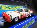 Scalextric 1/32 スロットカー  C3534◆1970 Camaro #5/Frank Gardner   ライト点灯! ハイディテールモデル 入荷完了!★今すぐご注文を!