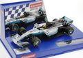 "Carrera Digital132 スロットカー   30840◆ Mercedes F1 W08 ""EQ Power+""  #44/L.Hamilton,   --デジタル・アナログ共用--  ハミルトンのW08 ""EQ Power+""が入荷!"