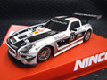 "NINCO 1/32 スロットカー  55084◆Mercedes Benz SLS AMG GT3  ""BergHoff"" KRK Racing   #13/ K.Wauters, K.Wendlinger.,A.Kumpen    NC-9・アングルW★ninco-1 プラス"
