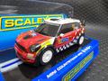 Scalextric 1/32 スロットカー C3285★BMW MINI WRC  Rally Italia 2011  #52 Kris Meeke & Paul Nagle     最新商品★スーパーレジスタントモデル!