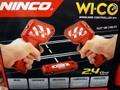 """Ninco 1/32 スロットカー トラックアクセサリー    10413◆ Ninco """"WICO""""  ワイヤレス アナログ コントローラーset """"ワイコ""""  2.4GHz  お部屋のどこからでも操れる! ワイヤレスコントは未来の常識!★新製品、あなたのNincoトラックに。"""