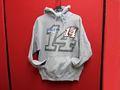 """NASCAR/公式オフィシャル商品   ◆#14 """"Tony Stewart"""" チームファン・パーカー #14/トニースチワート★NASCAR公式ウェアー"""