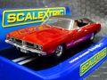 scalextric1/32 スロットカー C3652◆ Dodge Charger 1969 --candy apple red--   American classic   かっこいいアップルレッド入荷!★ダッジチャージャーに新色!