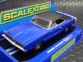 Scalextric 1/32 スロットカー  C3535◆Dodge Charger ーBlue ー ハイディテールモデル  再入荷しました!★マリンブルー!!