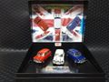 "Scalextric 1/32 スロットカー限定BOX C4030A◆""Mini Diamond Edition"" - Commemorative Triple Pack. Mini Cooper 3台Set  限定ボックス/Limited Edition★7月に入荷!"