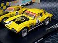 "Carrera Digital 124 スロットカー  23866◆Chevrolet Corvette Grand Sport  ""Time Twist II"" LIMITED-EDTION     アナログコースでも走るよ!★999台/限定モデル・入荷!"