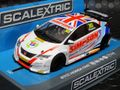 Scalextric 1/32 スロットカー C3915◆ Honda Civic Type R  NGTC-BTCC #303/ Matt Simpson.    シビックにニューモデル!◆「SIMPSON」入荷!!