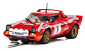 Scalextric 1/32 スロットカー C3930 ◆Lanica Stratos #6/Bernard Daniche  Tour De Course Rally 1975 ! ハイディティールモデル/前後ライト点灯!★1975年ツールドコルス!