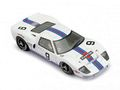 "NSR 1/32 スロットカー  0140SW◆ FDRD GT40 I  ""MARTINI RACING""  WHITE #9 -LIMITED EDITION-  SHARK  21.5K  EVO ★7月末ごろ入荷予定!!"