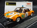"Slot Racing Company 1/32 スロットカー  SRC 01605 - PORSCHE 914/6 GT  NURBURGRING 1973 ""SAFETY CAR"" OMS  1000台限定/リミテッドモデル!!"
