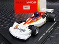 Slotwings 1/32 スロットカー  W045-01◆March 761 F1  USA West・Long Beach GP 1977   #30/Brett Lunger   limited-Edition ★マーチ761 限定モデル入荷!