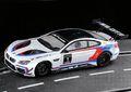 """RACER / SIDEWAYS 1/32 スロットカー  SWCAR03A◆ BMW M6 GT3  """"M Power"""" #1 ◆新製品・入荷!"""