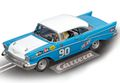 "Carrera 1/32 スロットカー 27555 ◆ CHEVROLET BEL AIR  #90  ""Vintage stock car""  USA Limited Edition  入荷★U.S.限定!!"