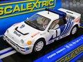 Scalextric 1/32 スロットカー  C3493◆Ford RS200 #1/Stig Blomqvist & Bruno Berglund  Rally Sweden 1986  ライトも点灯・ハイディテールモデル  入荷しました!★正規輸入品!!