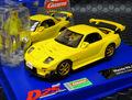 Carrera Digital 132 スロットカー 31005◆ MAZDA RX-7 Twin-Turbo(FD3S) 高橋 啓介/Keisuke Takahashi イニシャルD/25th anniversary- アナログ・デジタル両用! 国内正規販売無し★入荷しています!今すぐご注文ください。