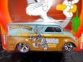 """ホットウィール 1/64 ダイキャストモデル HW★LOONEY TUNES  """"DAIRY DELIVERY バックスバニー""""  2 of 6  POP CULTURE6台シリーズ★ルーニーテューンズ!"""