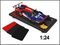 PROSES製 スロットカーメンテナンスツール  TC-501P◆タイヤトゥルーラー&クリーナー   1:24 & 1:32スケールに使える便利なトゥルアー!  レースではタイヤのコンディションが命!◆お試しください!