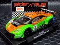 "RACER / SIDEWAYS 1/32 スロットカー  SWCAR01h◆LAMBORGHINI HURACAN  GT3 #63  ""GRASSER RACING TEAM"" 2018 「GRASSER」ウラカンGT3登場!◆入荷!"
