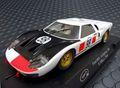 Slot It 1/32スロットカー  SICA20B◆FORD GT40 MKII  WINNER of DAYTONA 1966  #98 Ken Miles & Lloyd Ruby 再入荷!★あのケン・マイルスのデイトナ24優勝車!