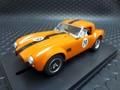MRRC 1/32 スロットカー  MC12005◆AC Cobra  Hard Top   #19 - Orange    コブラ・ハードトップ!  ★セブリングシャシー/インライン!