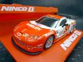 "Ninco 1/32 スロットカー   55086◆CHEVROLET CORVETTE Z06 GT3   ""WHELEN ""     NINCO-1★NC11搭載"