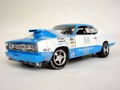 ERTL 1/18 ダイキャストモデル LIMITED ◆ROY HILL '72 Plymouth DUSTER PRO/S DRAG RACER   ★絶版超レア!