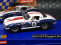 Carrera  Degital 1/32 スロットカー 30757 USA-Limited Edition ◆Chevrolet Corvette Sting Ray #8   アメリカ限定モデル。◆デジタル・アナログ兼用!