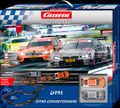 "Carrera digital132 コースセット   30181◆DTM Countdown SET ""DTM カウントダウン""  BMW Z4  & AMG MERDECES  DTMマシン2台入りフルセット 全長8m  2015年・11月製品★待望のデジタルセットが入荷! 送料無料!"