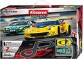 Carrera Evolution 132 コースセット 25240◆ Super Cars Set  「スーパーカーズ」set  コルベットC7Rとランボルギーニ、2台入りフルセット/全長5.3m ★新製品・お買い得なアナログ仕様!