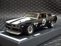 Pioneer 1/32スロットカー  PO45★ 1968 Black Chevrolet Camaro Z-28 Club Sport #45 --Black--    希少・限定モデルが再入荷!★クールなブラック、現品のみお急ぎください!