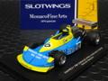 Slotwings 1/32 スロットカー W045-05 ◆MARCH 761 F1  RONNIE PETERSON GP MONACO 1976    LIMITED-EDITION ★我らがR.ピーターソンのモナコGP仕様、入荷!
