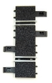 NINCO コース拡張パーツ  10116◆アジャスト用 ストレート (5cmx2枚入り)   ★標準の1/8の微調整用ストレート
