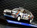 """Team Slot 1/32 スロットカー  tm-12904◆Lancia Delta HF 4WD #4 """"Martini""""  RAC Rally 1987 Winner.  「マルティニ・デルタHF」新発売!◆お待たせしました!!"""