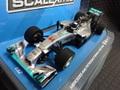 Scalextric 1/32 スロットカー C3706F◆Mercedes F1 2015 #44/ Lewis Hamilton  ★入荷しました!