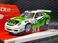 SCX 1/32 スロットカー E10332◆ Porsche 911 GT3  #2/Albert Orriols & Lluis Pujolar. Rally 2000 Viratges in 2013 ライト点灯!★入荷済みです!