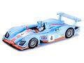 Slot It 1/32 スロットカー   CA33b◆Audi R8 LMP  #4/S. Johansson - T. Coronel - P. Lemarié  24h Le Mans 2001  フラット6/アングルワインダー ★最新作AUDI-R8ガルフが初入荷!
