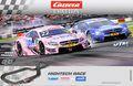 Carrera Evolution 132 コースセット 25225◆Hightech Race  「ハイテク レース」 人気のDTMマシンが2台入りフルセット 全長7.3mロングコース! ★お買い得・アナログ仕様。 再入荷!
