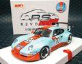 """Revoslot 1/32 スロットカー  RS0015◆Porsche 911 GT2.   #20  """"GULF""""   1/32最新モデル アルミ軽合金製シャシーを採用!★人気の911GT2 早くも入荷完了!"""