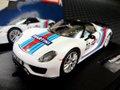 Carrera 132 スロットカー  27467◆ Porsche 918 Spyder Martini Racing  2014秋の最新モデル★アナログ専用★新着・入荷済み!