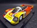 """Slot It 1/32 スロットカー  CA03G◆Porsche 962 LH """"Shell""""  Team Porsche AG  24h Le Mans 1988  #19/M.Andretti, M.Andretti, J.Andretti  再入荷済み★好評出荷中!"""