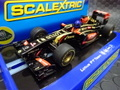 Scalextric 1/32 スロットカー  C3518 ◆Lotus Renault GP   Romain Grosjean  2014 F1    2015年発売★チームロータス!