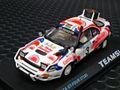 "Team Slot 1/32 スロットカー TS-11708 ◆ Toyota Celica GT4 ST185  ""The Flying Sausage""  #3/Yoshio Fujimoto & Arne Hertz. Safari Rally 1994   サファリ仕様の空飛ぶソーセージ!◆入荷!"