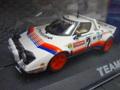 Team Slot 1/32 スロットカー  TS-11513◆LANCIA STRATOS HF RALLY  #2/ B.Darniche & A.Mahe TOUR DE FRANCE 1981  再入荷しました!◆真っ赤なホイルがイイね!