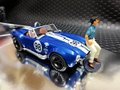 MRRC 1/32 スロットカー  MC0001◆ SHELBY COBRA 427  #98 with CAROLL SHELBY FIGURE LIMITED-EDITION ★希少・限定ボックス!