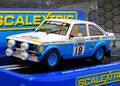 Scalextric 1/32 スロットカー  c3636◆Ford Escort MKⅡ RS1800 #18/J.Taylor & P.Short、 Lombard RAC Rally 1979  2015年夏・話題の新製品! ★抜群の人気、エスコート!