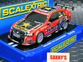 "Scalextric1/32 スロットカー C3227◆HOLDEN VE COMMODORE  ""ROCK-STAR""  #1/James Courtney  Toll-Holden Racing Team 2008  Austrarian ""V8-SUPERCARS""     オーストラリア限定モデル、レア・入手困難!★海外取り寄せ品!"