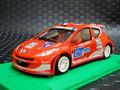 Avantslot 1/32 スロットカー  50513◆Peugeot 207 S2000 IRC   #3 /Brian Bouffier   Rally Acores 2012  4WD・最新モデル ★プジョー207ラリー入荷完了!!
