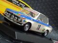 Spirit 1/32 スロットカー  SP-701304◆ BMW 2002  #10/ FALL-WOOD  OLYMPIA RALLY 1972  可愛いマルニのラリーカーいかが?★入荷しました!